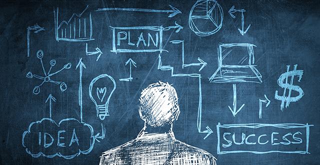 eigen onderneming starten met succesvol stappenplan