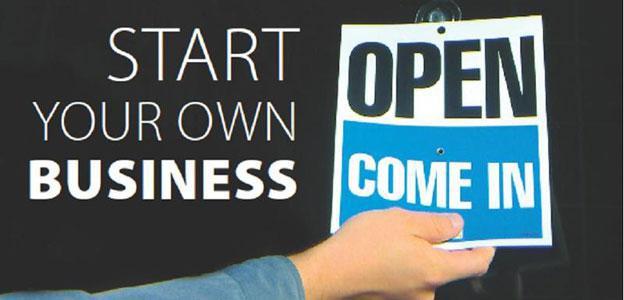 een eigen bedrijf starten