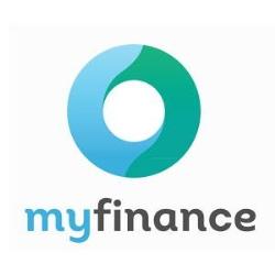 Myfinance boekhouden logo
